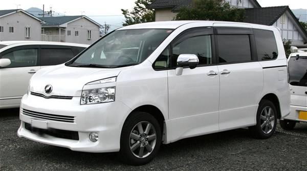 40e21b068f Toyota Voxy   Noah Van for Hire in Mombasa. Hire Toyota Voxy   Noah Van.